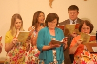 View the album Easter Cantata 2012